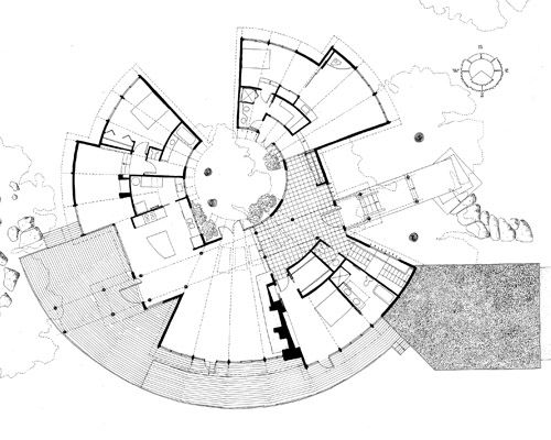 17 best images about architecture circular architecture for Circular home plans