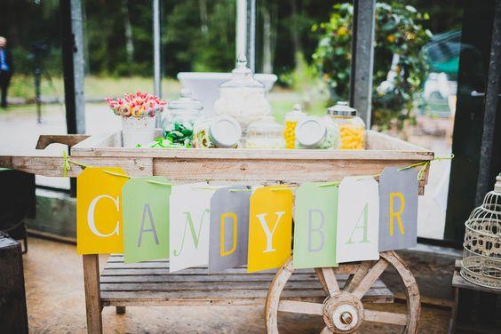 Candybar für eure Hochzeit fotografiert vom Hochzeitsfotograf Berlin