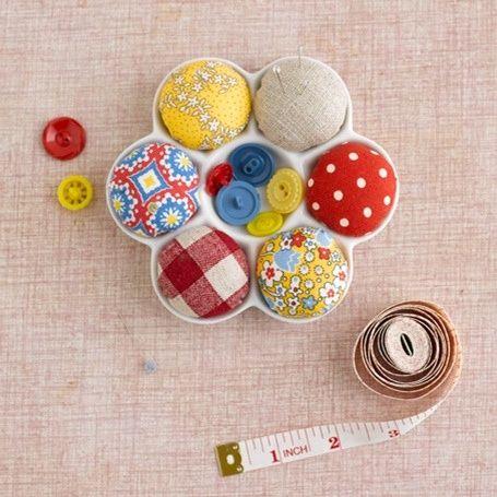 pincushion #diy #crafts