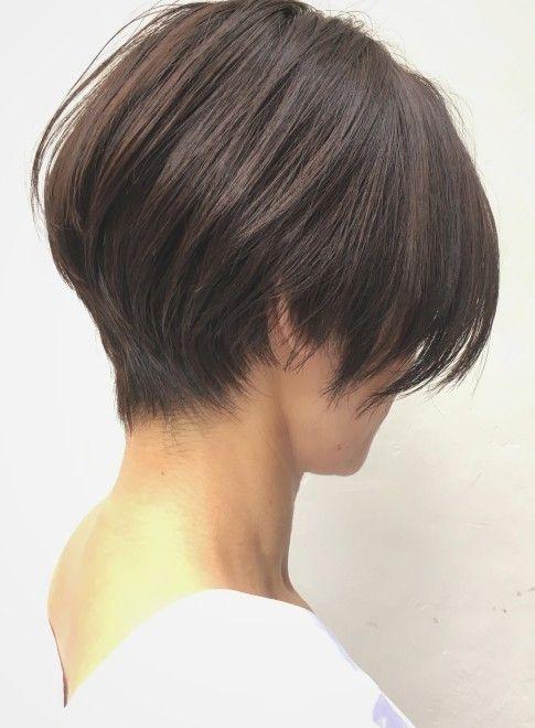 ショートヘア 40代 50代に人気の簡単ショートボブ Gokan Omotesando
