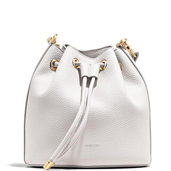 Vegan Handbags – Tedi Sarah | Vegan handbags, Mini bucket