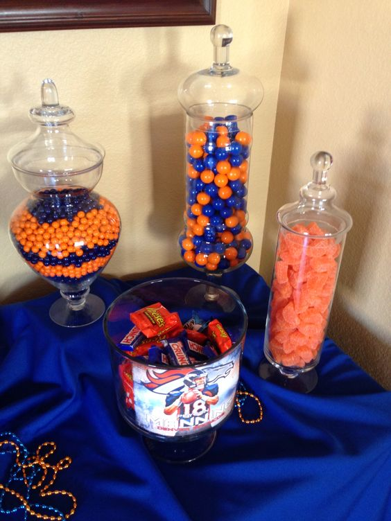 Decorating Ideas > Broncos, Broncos Super Bowl And Parties On Pinterest ~ 183647_Birthday Party Ideas Denver