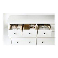 8 draer white dresser girls