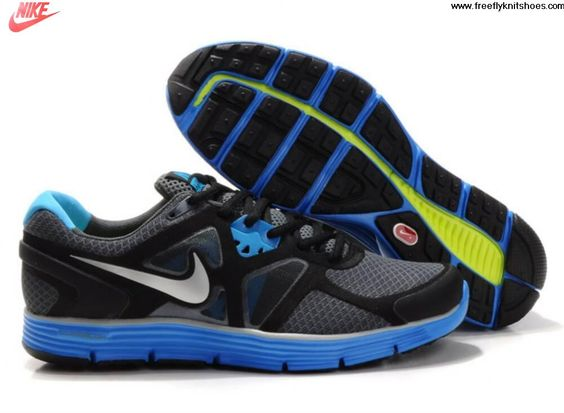 Latest Listing Cheap Nike Lunarfly 396048-002 Mens Black Gray Red Shoes  Fashion Shoes Store | 2013 Nike Shoes | Pinterest