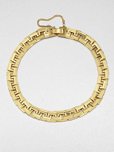 Helix Link Necklace l Saks Fifth Avenue |