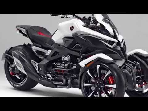 The All New Honda Neowing Trike Motorcycle 2017 Youtube Honda Motorcycles Honda Motorcycle
