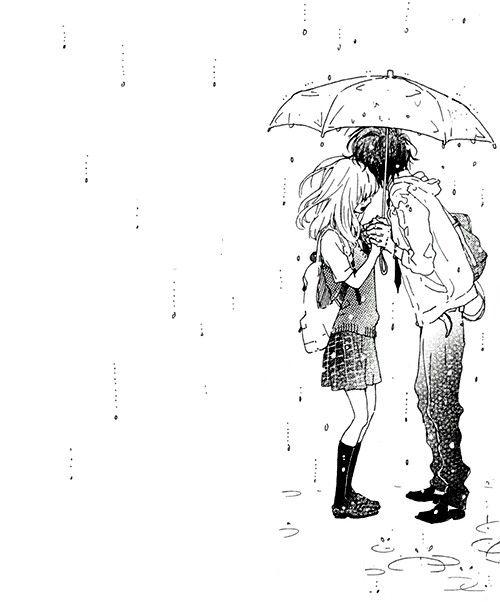 Rain manga