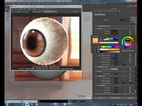 EyeAssetShader_v2_beta_preview - YouTube