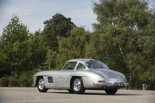 World-class Gullwing to star at London auction | Classic and Sports Car