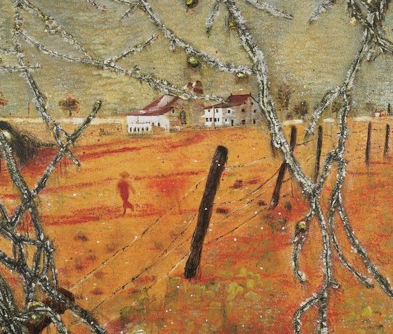 Peter Doig Young Bean Farmer 1991