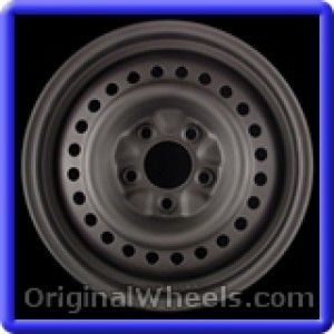 Chrysler Town & Country 1996 Wheels & Rims Hollander #2072  #Chrysler #TownCountry #ChryslerTownCountry #1996 #Wheels #Rims #Stock #Factory #Original #OEM #OE #Steel #Alloy #Used