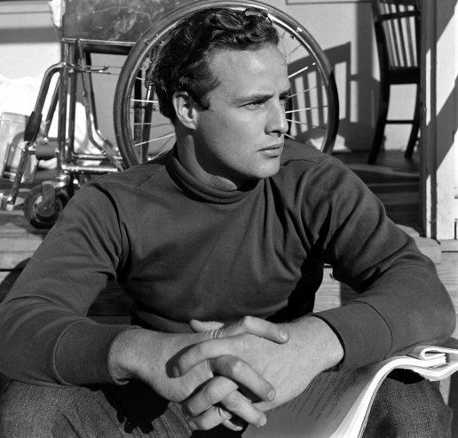 LIFE With Marlon Brando, 1949: Early Photos of a Film Icon in the Making   LIFE.com