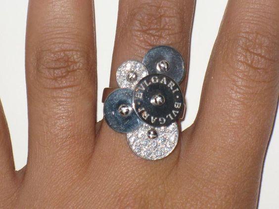 Bvlgari dress ring~