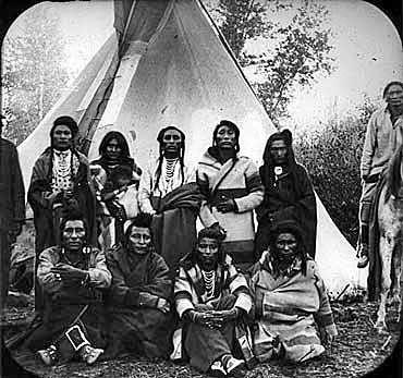 old pictures of indians in america | american indian stories you are here el civics home american indians ...