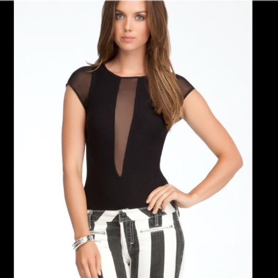 Bodysuit Bellybutton Pictures Cheap Online Outlet Sale Online ryS6bNueM