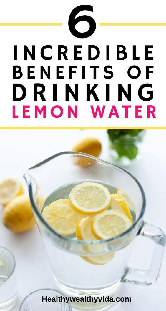 Lemon water benefits 21602