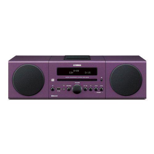 Yamaha MCR-B142 Mikro-Komponentensystem mit Bluetooth (CD…