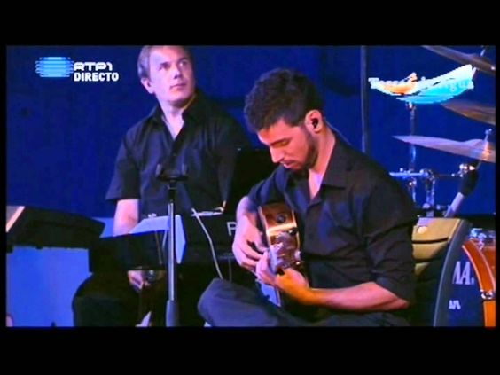 Guitarrada no Concerto da Mariza (Angelo Freire - Portuguese guitar)