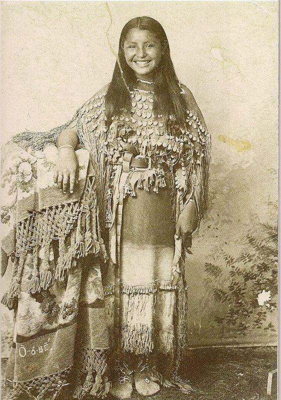 Oo-estar (aka Oyebi) - Kiowa - circa 1894: