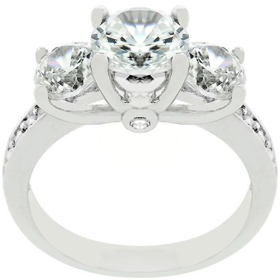 Elizabeth Engagement Ring, size : 06