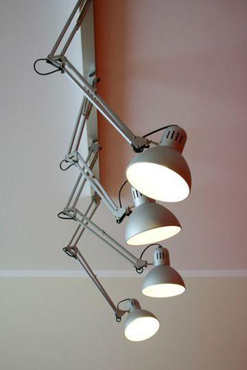 Ikea Lighting And Tech Hacks On Pinterest