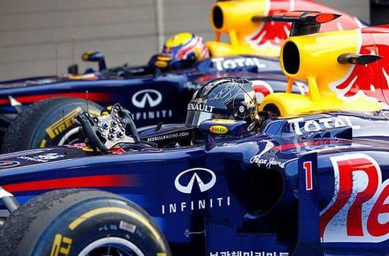 Sebastian Vettel - Red Bull Racing Renault