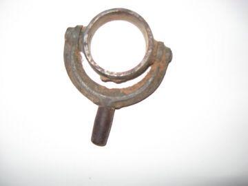 Old Rangeley oar lock