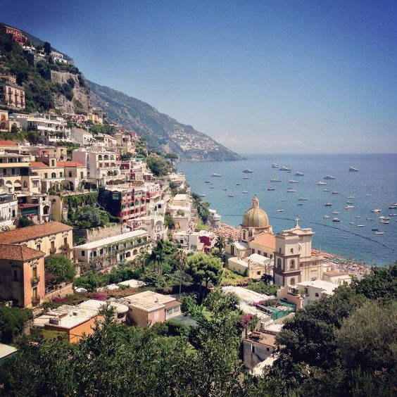 Positano, Italy Photo by Phil Balchin