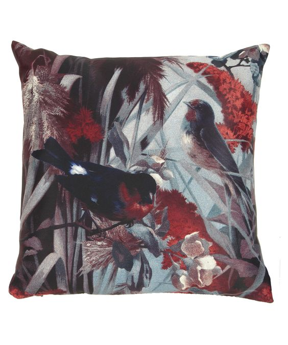 Taupe Fideles Cushion, Jean Paul Gaultier Home. Shop more cushions from the Jean Paul Gaultier Home collection online at Liberty.co.uk