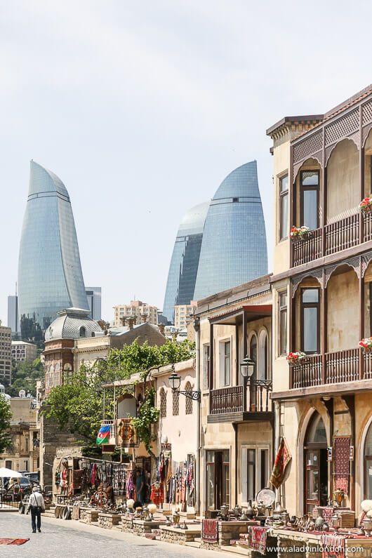 48 Hours In Baku Azerbaijan What To Do With 2 Days In Baku In 2020 Azerbaijan Travel Beautiful Places Nature Baku