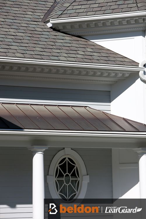 Seamless Gutters Gutter Protection How To Install Gutters Seamless Gutters Installation