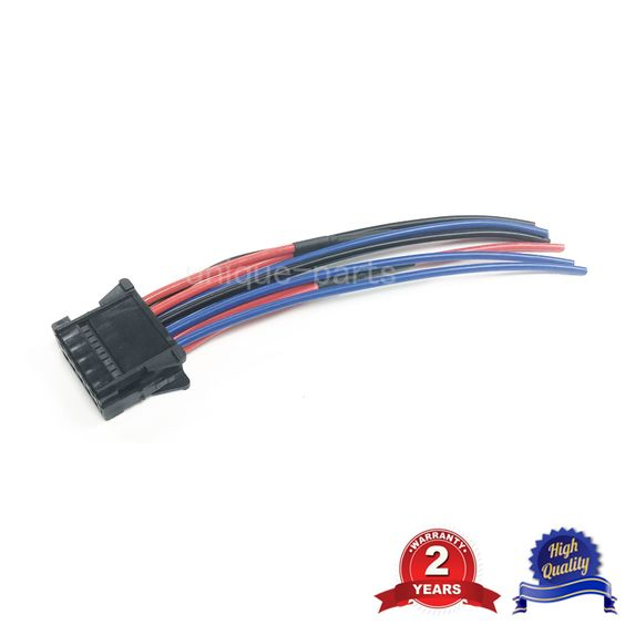 Wiring Harness Loom Connector For Heater Resistor For