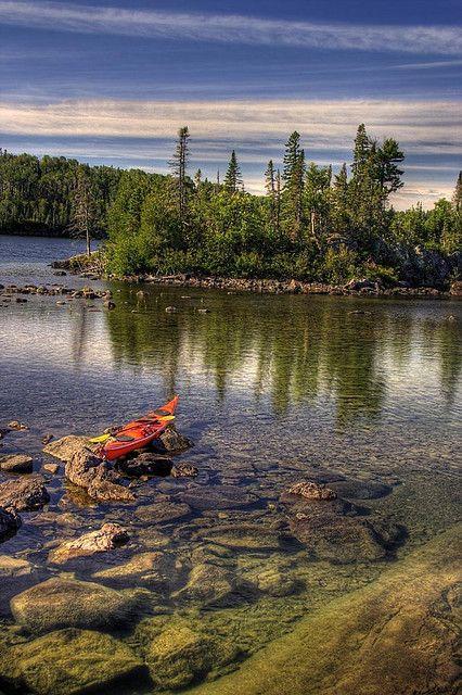 Houghton (MI) United States  city images : Isle of Royale National Park, Houghton, MI United States | | If I'm ...