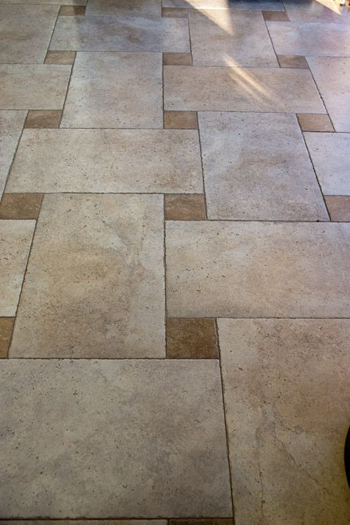 this tile is 18 x 30 with 6 dots really a stunning look in - Foyer Tile Design Ideas
