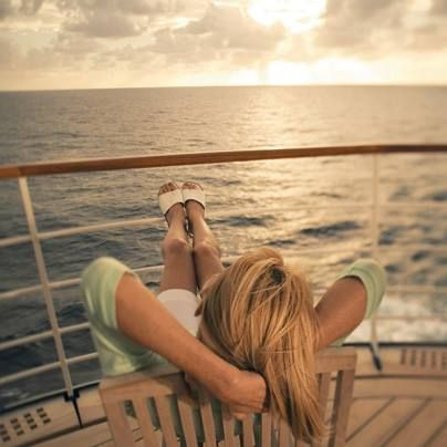 Ultra-luxury cruising - this really IS the life!
