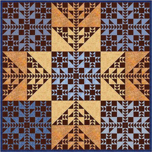Fractalish by Piecemeal Quilts, via Flickr | patchwork | Pinterest ... : piecemeal quilts - Adamdwight.com