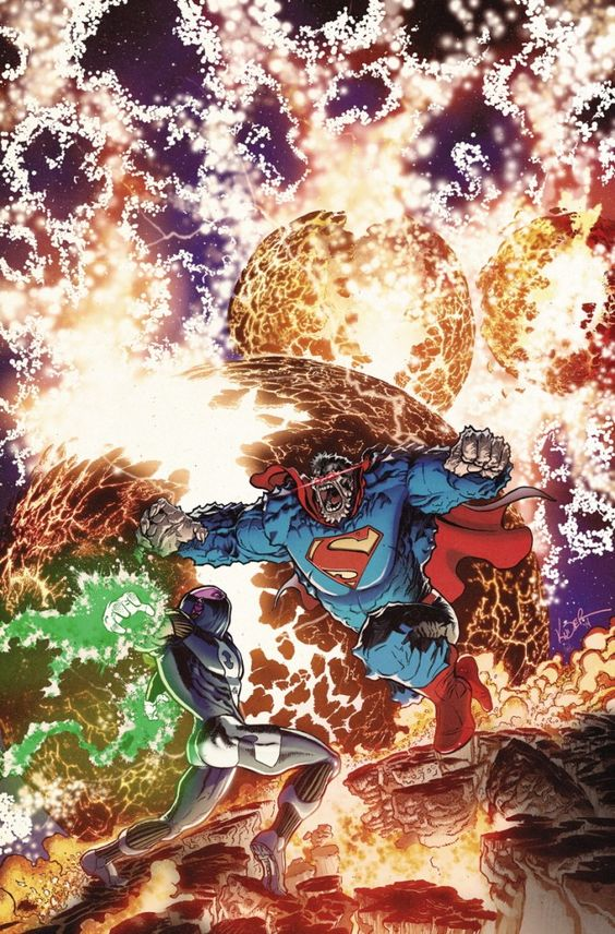 Solicitudes Julio 2014: Action Comics #33