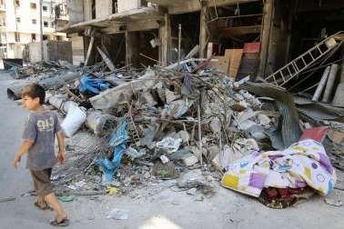 VN: Wapenstilstand van 48 uur in Aleppo nodig