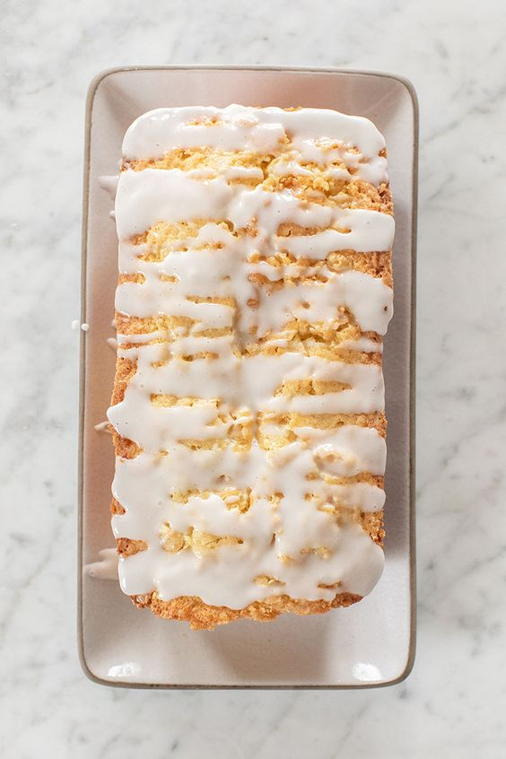 The Best Coconut Loaf Cake