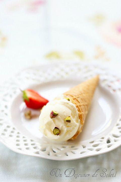 yaourt glac frozen yogurt serum frozen and yogurt. Black Bedroom Furniture Sets. Home Design Ideas