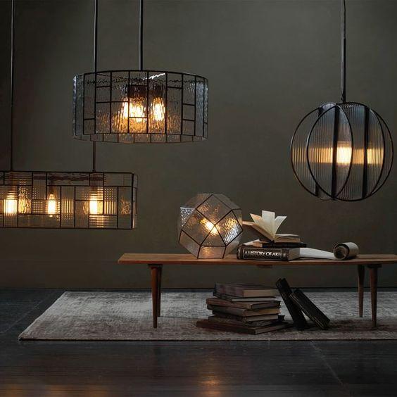 Hanging lights, West elm and Lighting on Pinterest