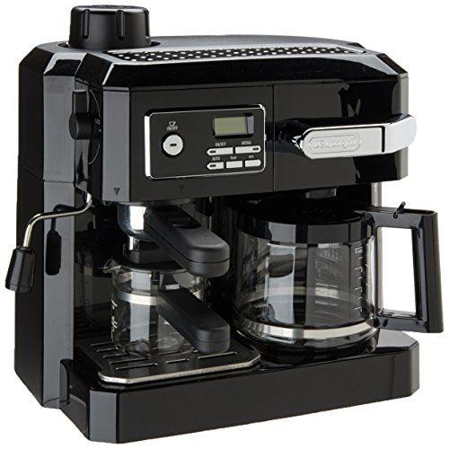 Delonghi Combination Espresso And Drip Coffee Sale Espresso Machines Shop Buymorecoffee Com Coffee Maker Machine Espresso Machine Best Coffee Maker