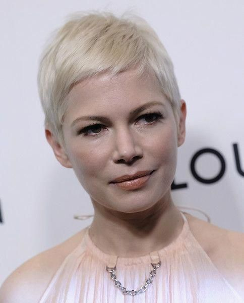 20 Bold Androgynous Haircuts For A New Look Michelle Williams