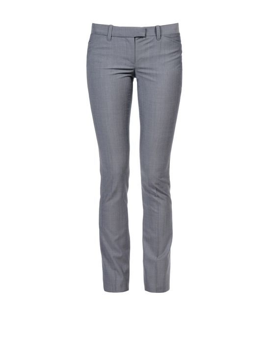 Women's Trousers Barbara Bui Alpaca slim pants - Official Online Store United States