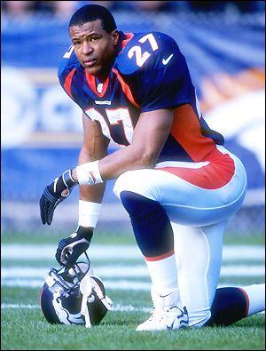 NFL Jersey's Mens Nike Steve Atwater Orange Denver Broncos Retired Player Limited Jersey