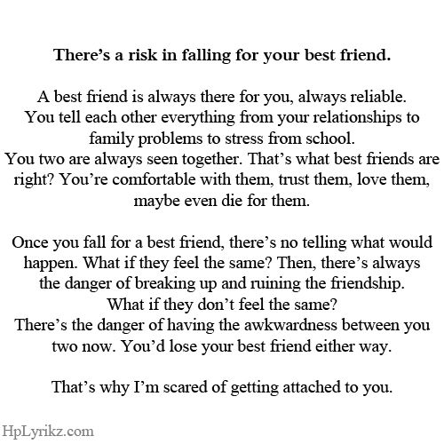 I Love U Friend Quotes: Falling For Your Best Friend:(