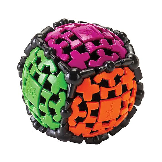 50 Steps Mini Puzzle Ball Educational Magic Intellect   Game Balls Toy BB