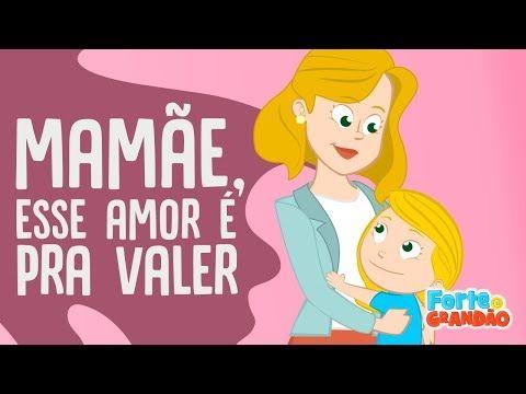 Mamae Esse Amor E Pra Valer Especial Dia Das Maes Do Forte E