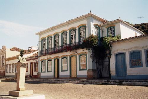Solar dos Neves - São João del Rey, Minas Gerais