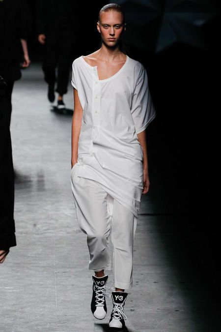 SPRING 2013 READY-TO-WEAR  Y-3
